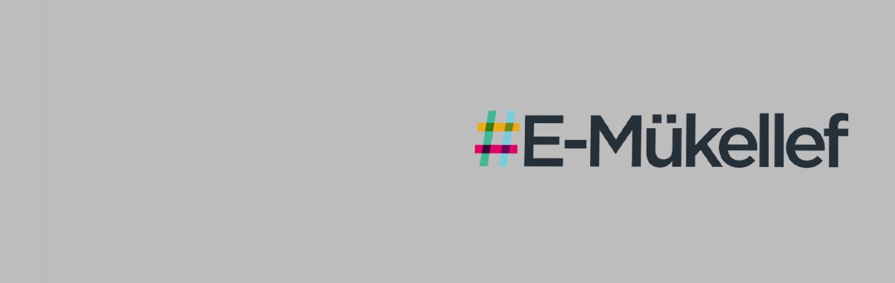 E-MÜKELLEF Muhasebecilerin iş yoğunluğuna çözüm üreten ilk web tabanlı mükellef programı. E-MÜKELLEF